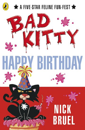 Bad Kitty: Happy Birthday
