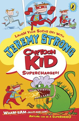 Cartoon Kid: Supercharged!