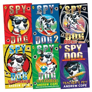 Spy Dog Pack