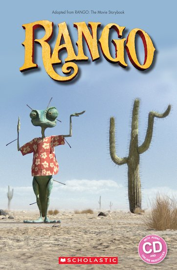 Rango (Book and CD)