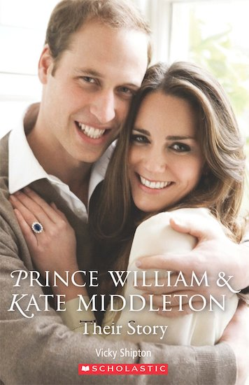 Prince William and Kate Middleton: Their Story (Book and CD)