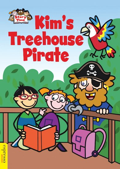 Espresso Story Time: Kim's Treehouse Pirate