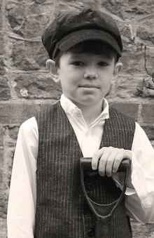 Victorian boy portrait 1
