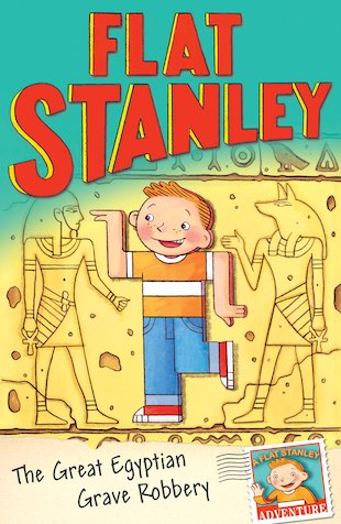 Flat Stanley: The Great Egyptian Grave Robbery