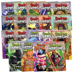 Goosebumps HorrorLand Pack
