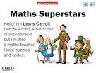 Lewis Carroll – Maths Superstars slideshow