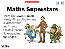 Maths Superstars - Lewis Carroll