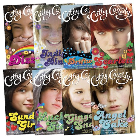 Cathy Cassidy Pack x 8