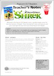 Shrek 1 - Teacher's Notes (17 pages)