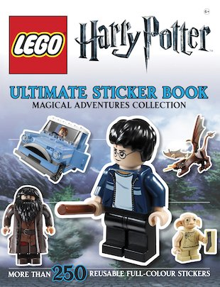 LEGO: Harry Potter Ultimate Sticker Book