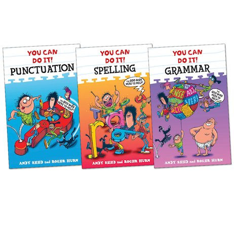 You Can Do It! English Pack