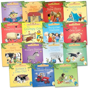 Farmyard Tales Pack