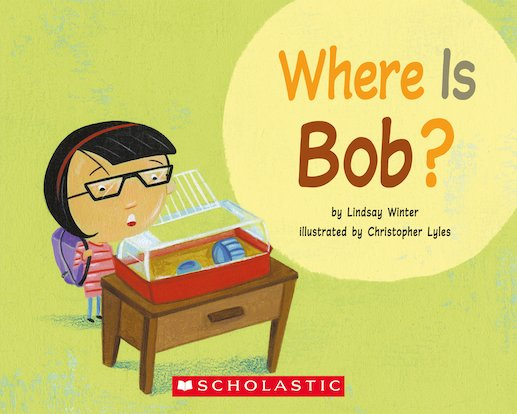 Guided Readers: Where Is Bob? x 6