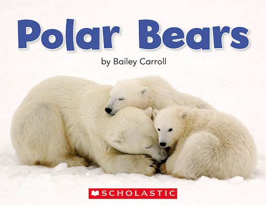Guided Readers: Polar Bears x 6