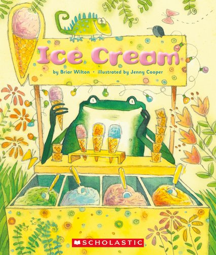 Guided Readers: Ice Cream x 6