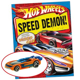 Hot Wheels: Speed Demon!