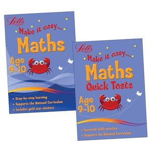 Make It Easy: Maths Pack (Ages 9-10)