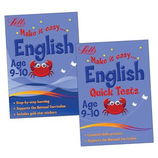 Make It Easy: English Pack (Ages 9-10)