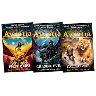 The Chronicles of Avantia Trio