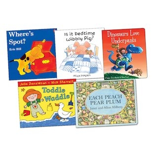 Favourite Picture Books Pack