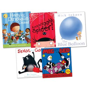 First Picture Book Pack