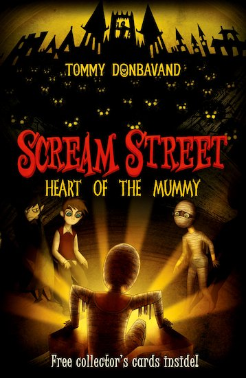 Scream Street: Heart of the Mummy
