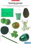 Saint Patrick's Day - Seeing green (1 page)