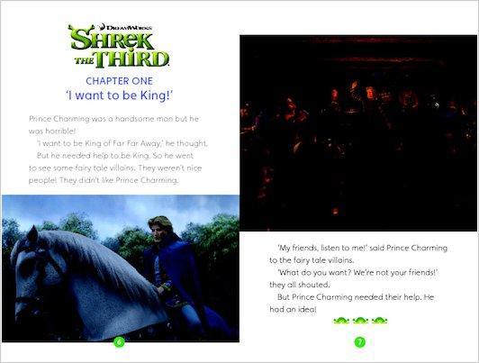 Shrek the Third - Sample Chapter