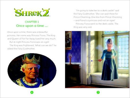 Shrek 2 - Sample Chapter