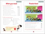 Mr Bean: Toothache - Sample Activities (1 page)