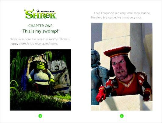 Shrek 1 - Sample Chapter