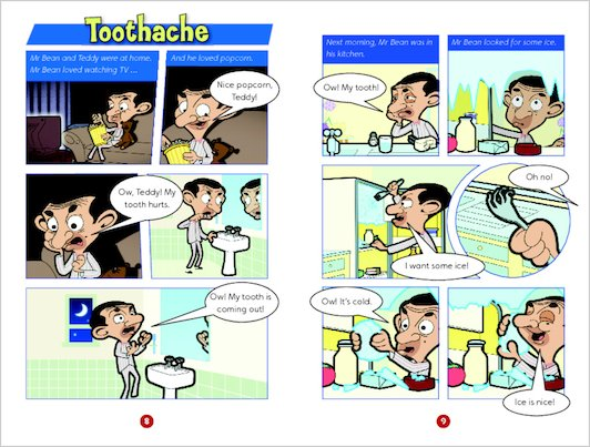 Mr Bean: Toothache - Sample Chapter