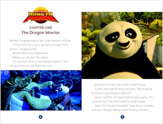 Kung Fu Panda - Sample Chapter
