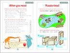 Madagascar 1 - Sample Activities (1 page)