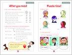Mr Bean: Royal Bean - Sample Activities (1 page)