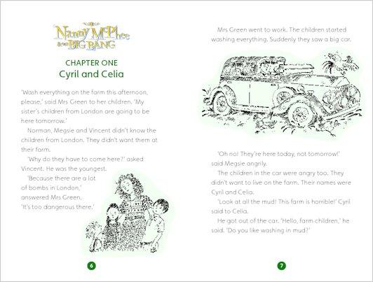 Nanny McPhee and the Big Bang - Sample Chapter