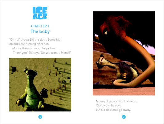 Ice Age 1 - Sample Chapter
