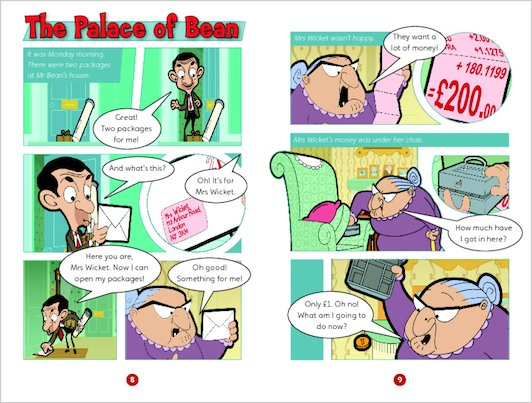Mr Bean: The Palace of Bean - Sample Chapter