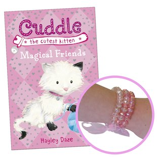 Cuddle the Cutest Kitten: Magical Friends