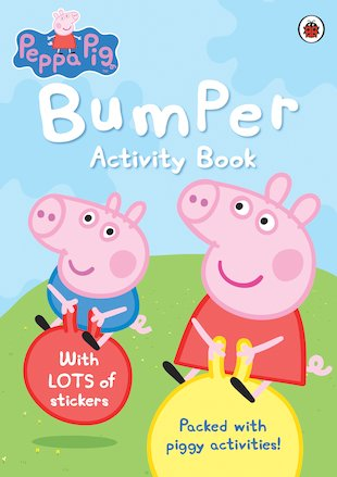 Peppa Pig: Bumper Activity Book