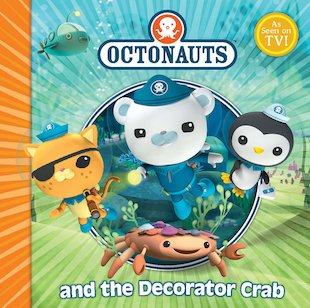 Octonauts and the Decorator Crab