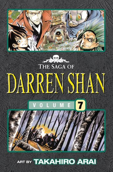The Saga of Darren Shan Graphic Novel: Volume 7 - Hunters of the Dusk