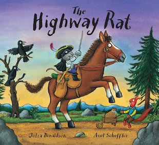The Highway Rat (Hardback)