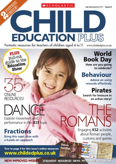 Child Education Plus Magazine – Late Spring 2011 Edition