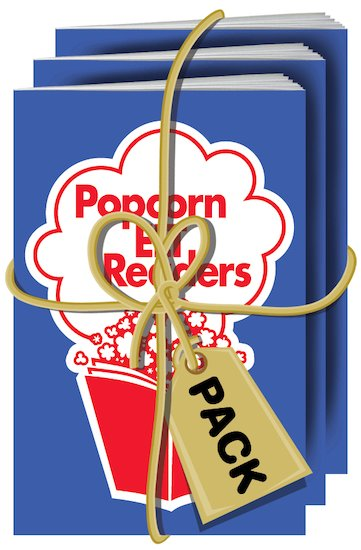 Popcorn Readers: Level 3 Book Pack