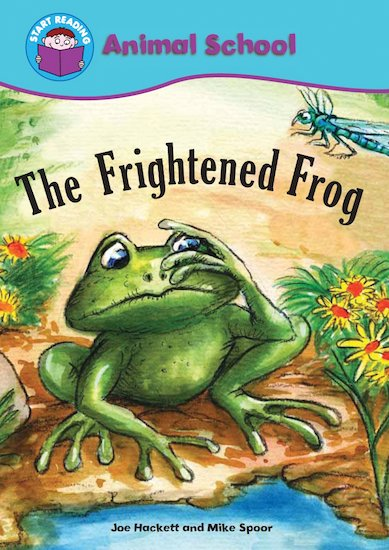 Animal School: The Frightened Frog