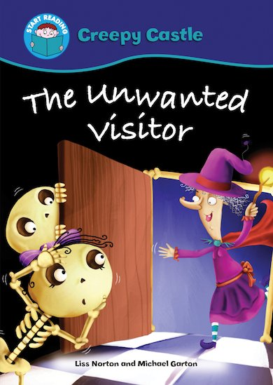 Creepy Castle - The Unwanted Visitor