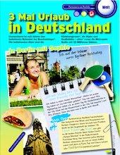 3 Mal Urlaub in Deutschland