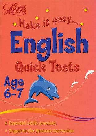 Make It Easy: English Quick Tests (Age 6-7)