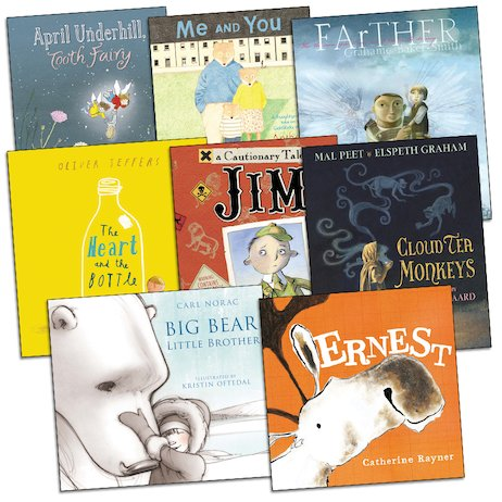 Kate Greenaway Medal Shortlist Pack 2011